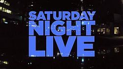 SNL; Saturday Night Live