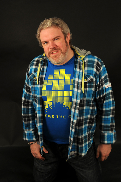 Actor Kristian Nairn who plays Hodor on Game of Thrones