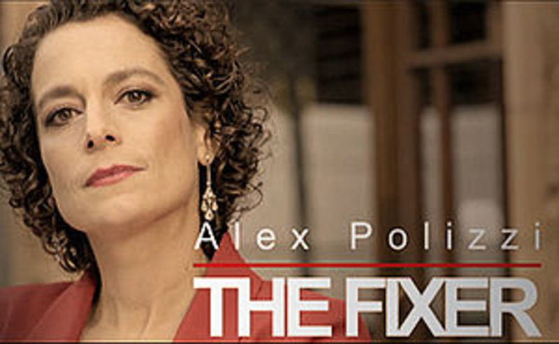 Alex Polizzi, the fixer