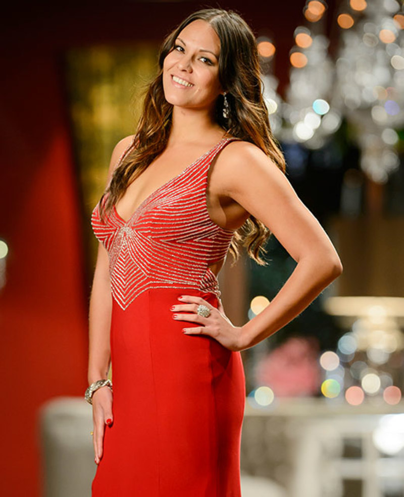 Amber  - The Bachelor AU: Have Amber's tantrums been justified?