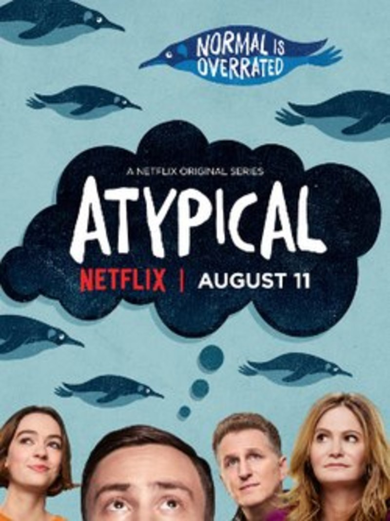 Atypical, poster for Atypical