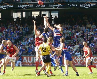 Australian Football League game