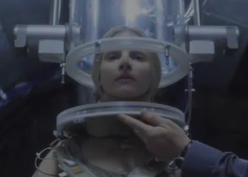 Brit Marling stars in The OA