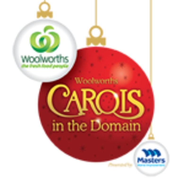 Carols  - Will you be watching Woolworths' Carols in the Domain?