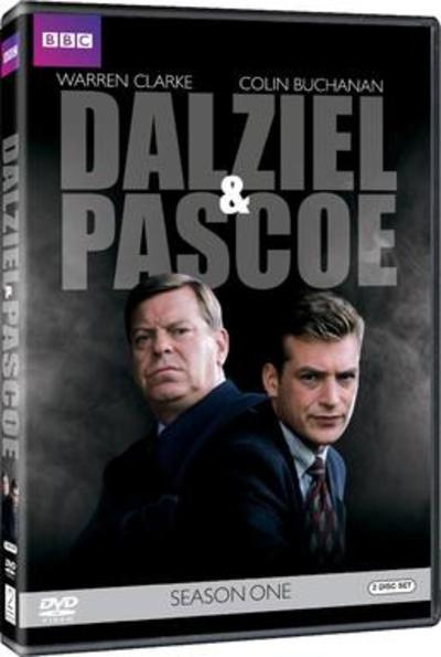 Dalziel and Pascoe, British crime series
