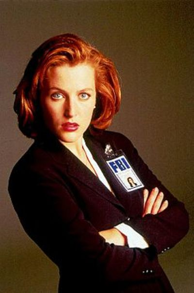 dana scully, the x-files