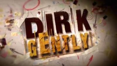 Dirk Gently titlecard, Dirk Gently tv show
