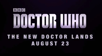 Doctor Who Season 8 Premiere August 23rd