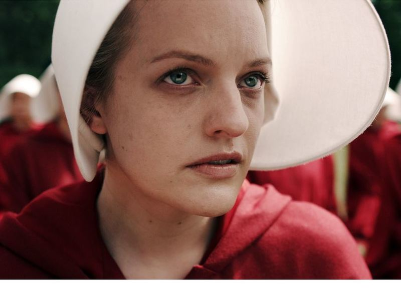 Elizabeth Moss, The Handmaid's Tale, Offred  - The Handmaid's Tale: Are You Looking Forward to Season 2?