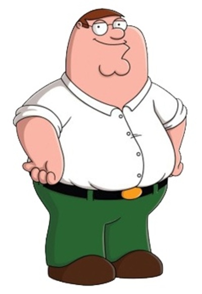 Family Guy's Peter Griffin