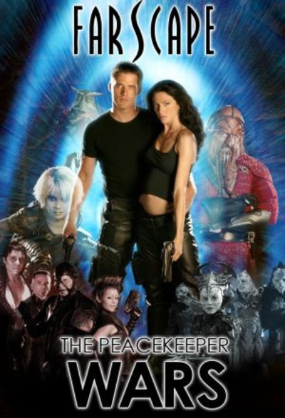 farscape peacekeeper wars