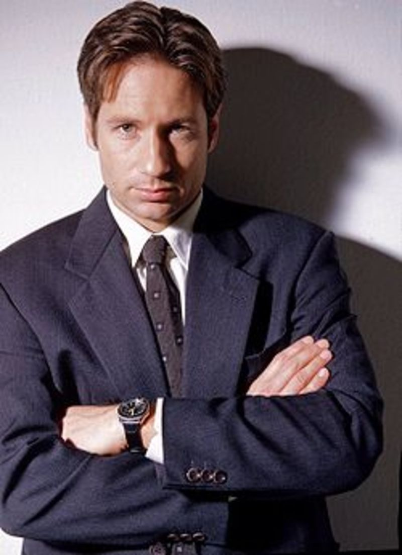 fox muder, the x-files  - What's your favourite Mulder quote?