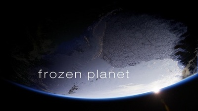 Frozen Planet Title Card