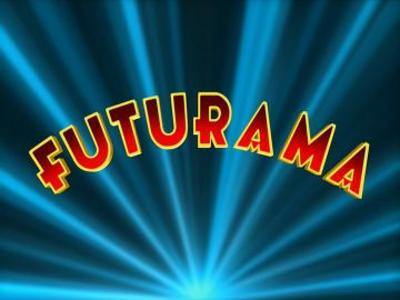 Futurama, cartoon, sci fi cartoon