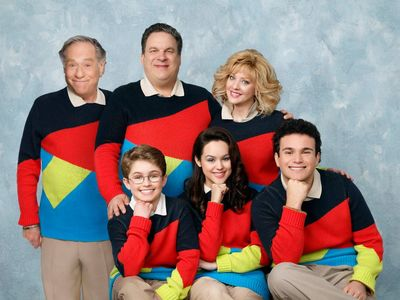 goldbergs, comedy