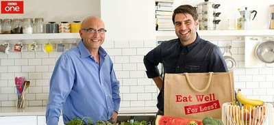 Gregg Wallace, Chris Bavin, eat well for less?, bbc