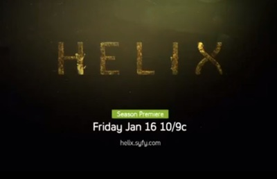 Helix Season 2 on Syfy