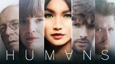 Humans, sci fi tv series