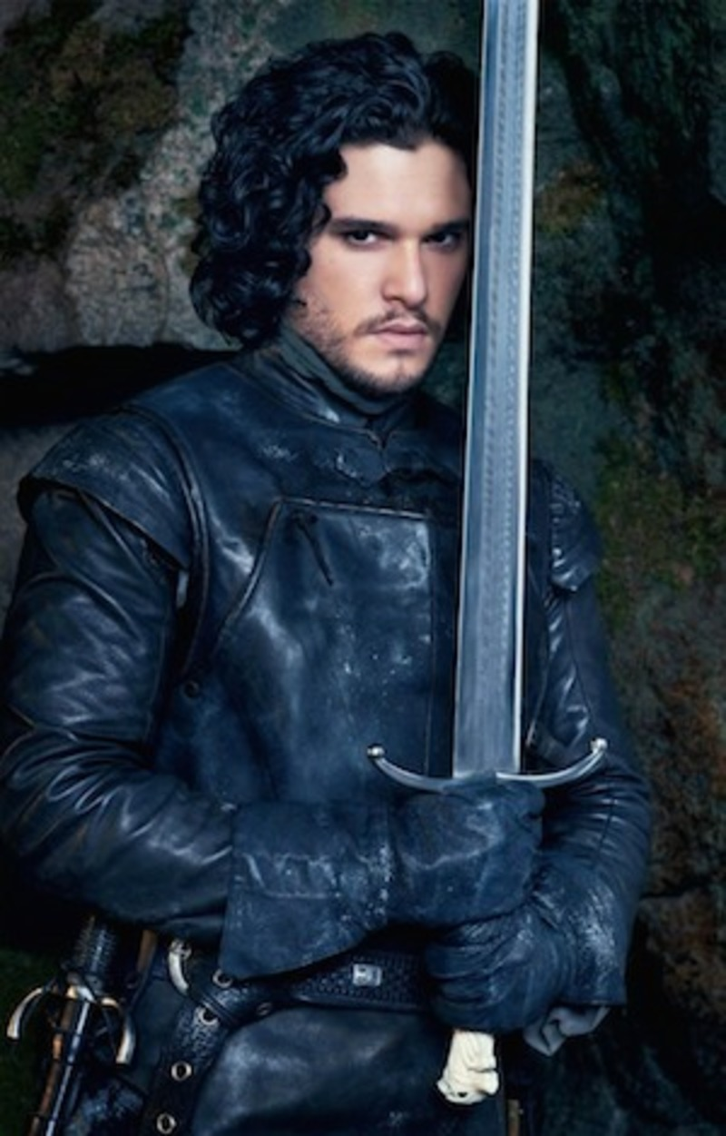 Jon Snow, Kit Harrington, Game of Thrones