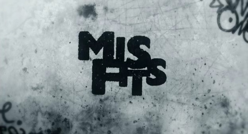 misfits, Misfits tv show, British drama