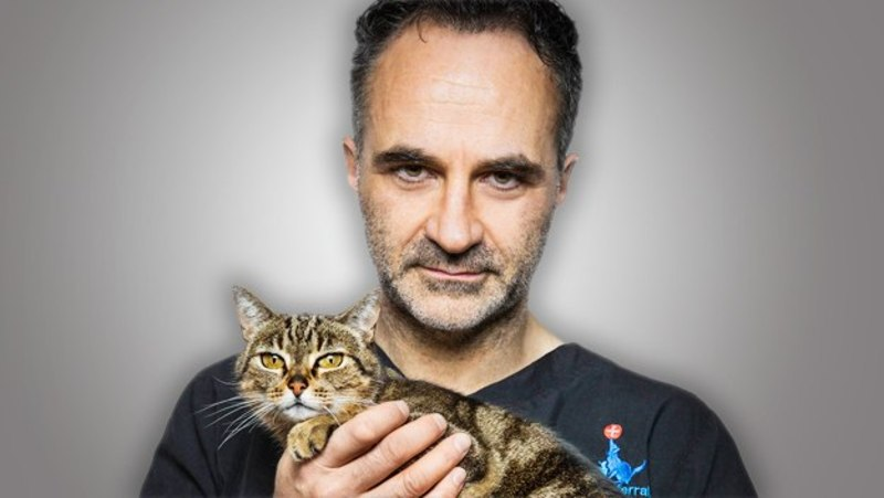 Noel Fitzpatrick The Supervet The Bionic Vet