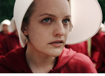 Offred, The Handmaid's Tale, Margaret Atwood, dystopia, SBS