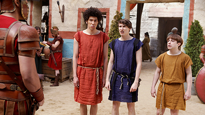 Plebs, comedy, British comedy