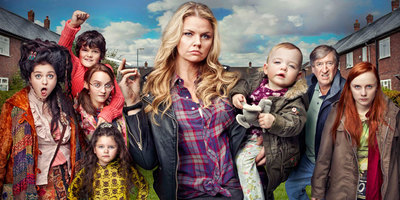 raised by wolves, british sitcom, unschooling