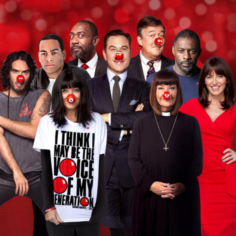 red nose day, comic relief, face the funny