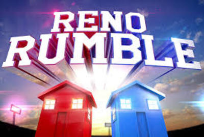 Reno Rumble Title Card