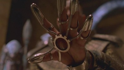 stargate, hand device