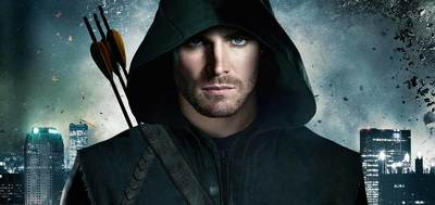 Stephen Amell - Star of The CW's Arrow