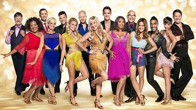 strictly come dancing, BBC