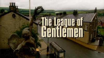 The League of Gentlemen, dark humour, dark humor, gallows humour, British comedy
