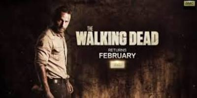 The Walking Dead season 5 returns in February 2015