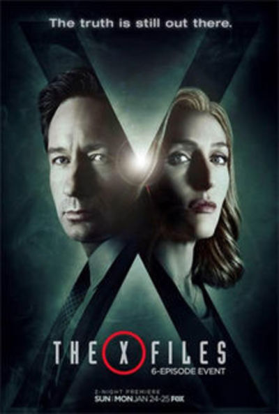 the x-files, series 10