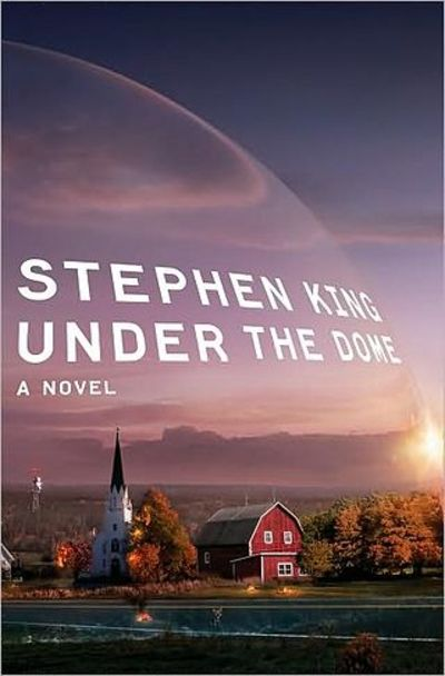 Under the Dome novel cover
