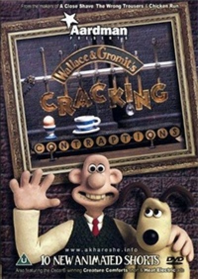 wallace and gromit, cracking contraptions