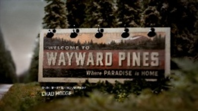 Wayward Pines, M Night Shylaman